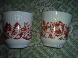 Чашки из СССР