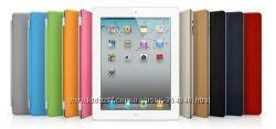 Чехлы для iPad2, iPad3, iPad4. Многое в наличии