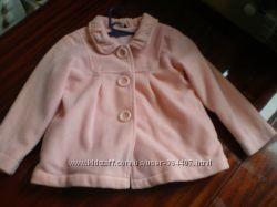 Пальто, плащи и куртки для девочки 2-6лет