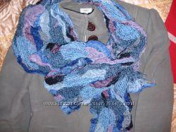 Яркий шарфик- не останетесь незамеченной