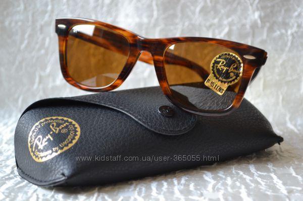 acc795190054 Солнцезащитные очки RAY BAN Original Wayfarer, 2100 грн. Женские солнцезащитные  очки - Kidstaff   №12690985