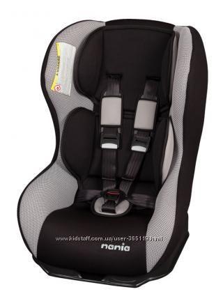 Детское автокресло NANIA PLUS Driver SP 0-18 кг Франция