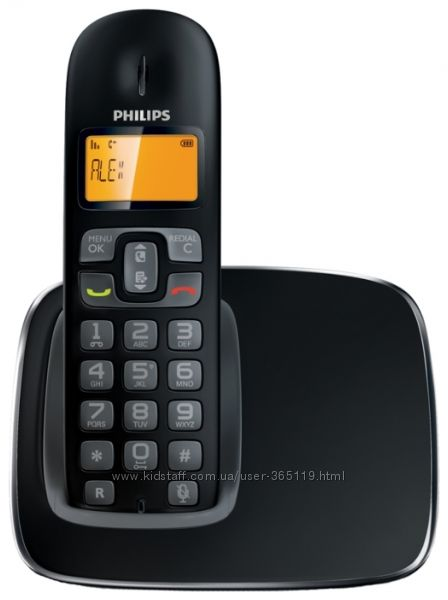 Радиотелефон Philips CD190