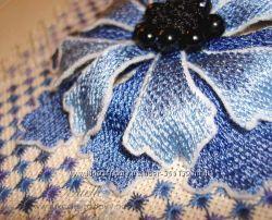 Наборы для вышивания из серии Любимые цветы с уникальными 3D элементами