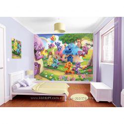Walltastic фотообои в детскую комнату. Великобритания