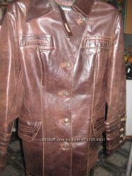 Продам кожаную куртку в идеале