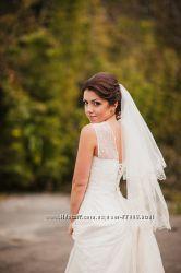 Продам шикарное свадебное платье от МД Юнона. Снижена цена