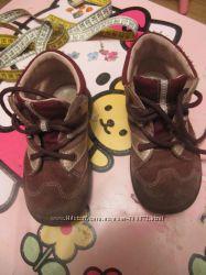 Демисезонные ботиночки SuperFit