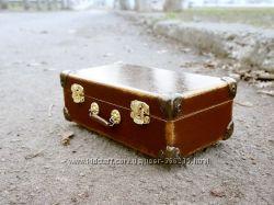 купюрница  Старый чемодан