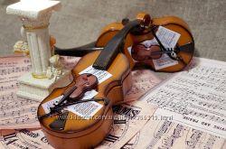 Шкатулка - скрипка  Легато