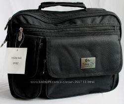 Сумка , портфель ,  2052 . DingDa . Сумка мужская