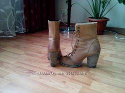 Ботинки NEXT 38 размер, кожа