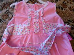 Новое, нарядное платье ТМ Одягайко 104р