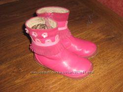 Демисизонные сапожечки для девочки
