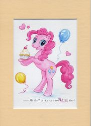 Картина-подарок Пинки