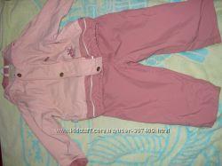 ветровка и штаны на осень-весну LENNE