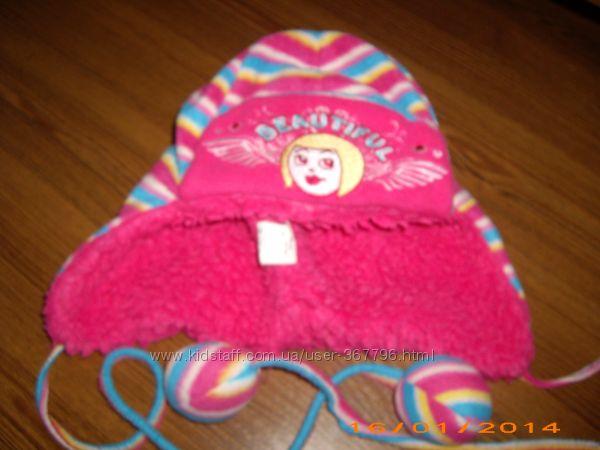Зимняя шапочка ТМ TU-TU