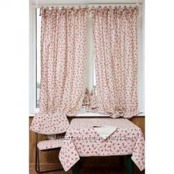 Кухонный текстиль в стиле Прованс