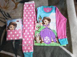 Пижамы для  деток , для девочек и мальчиков  Гап   GAP