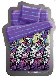 Постельное белье для поклонниц кукол Monster high, Bratzillaz и Феи Винкс