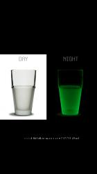 Бокалы, стаканы SCHOTT Zwiesel марки Tritan светятся в темноте от EywaLux