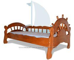 Детская кровать Бриз