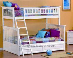Акция кровать двухъярусная Жасмин  Матрасы