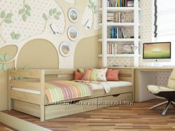 Кровать односпальная Нота