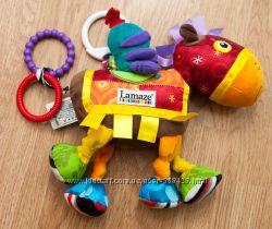 Развивающая игрушка Lamaze Рыцарский конь