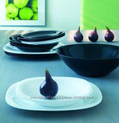 Сервиз столовый Luminarc Carine Black&White 19 пр