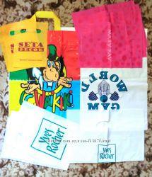Пакеты упаковочные брендовых фирм