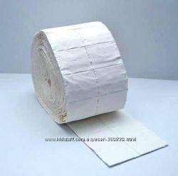 Безворсовые салфетки 50 шт в рулоне, 500 шт в рулоне