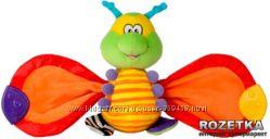 Мягкая игрушка Nuby Ушастик - Пчела с прорезывателем