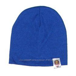 Демисезонные шапочки для  девочек и мальчиков