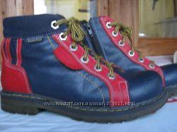 Турецкие ортопедические ботинки деми р. 33
