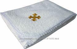 Полотенце для крещения крыжма