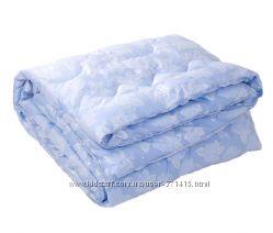 Одеяла прекрасного качества из шерсти, синтепона, лебединого пуха