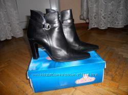 итальянские кожаные батиночки