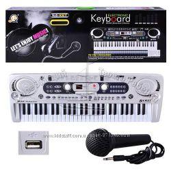 Пианино-синтезатор MQ 824 USB, 816, 814