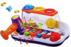 Детский ксилофон Бряк-звяк 9199