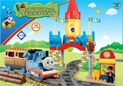 Железная дорога Томас 24, 49 и 79 деталей, 0438, 0439, 0622, 0621, 0620,