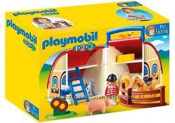 Playmobil 6778 Переносная конюшня