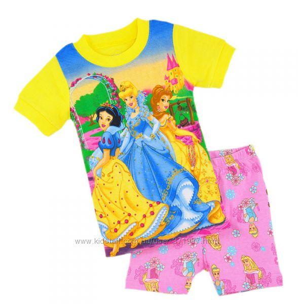 Летние пижамы для девочек