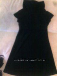 Черное платье GAP USA для беременных