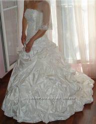 Свадебное платье Miss Kelly айвори