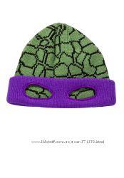 Ninja Turtles шапочка 1-4 года