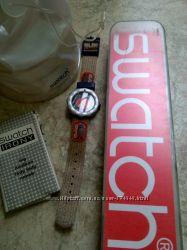 Швейцарские детские часы Swatch Originals Flik Flak. Оригинал.