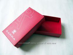 Коробка Карра подарочная, картонная