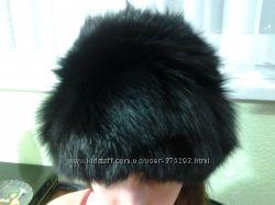 Продам натуральную шапку