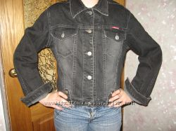 джинсовый пиджак коротенький-снизила цену